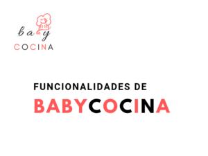 como funciona babycocina