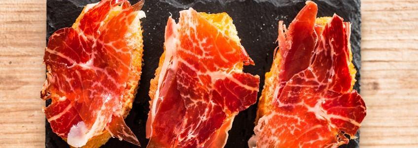 Pan tumaca con jamón: 🍅 Receta Deliciosa