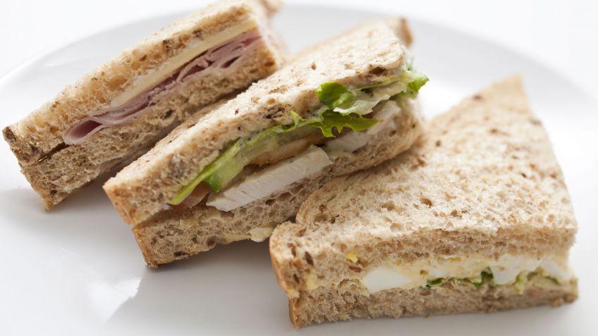 Sandwiches Delicia de Atún
