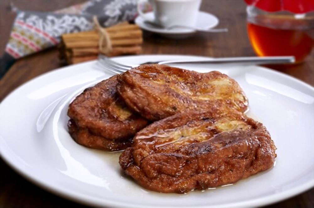Torrijas Sevillanas | ¡Tradicionales con vino y miel!