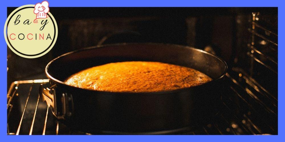 BLW Bizchocho de Naranja | 100% APTO