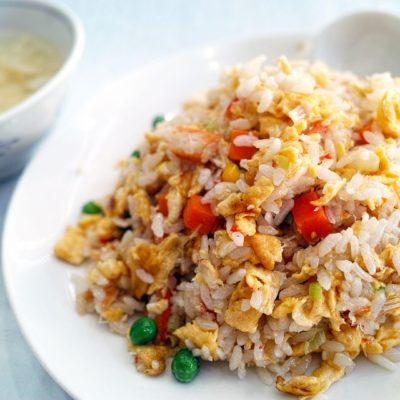 arroz tres delicias chino original