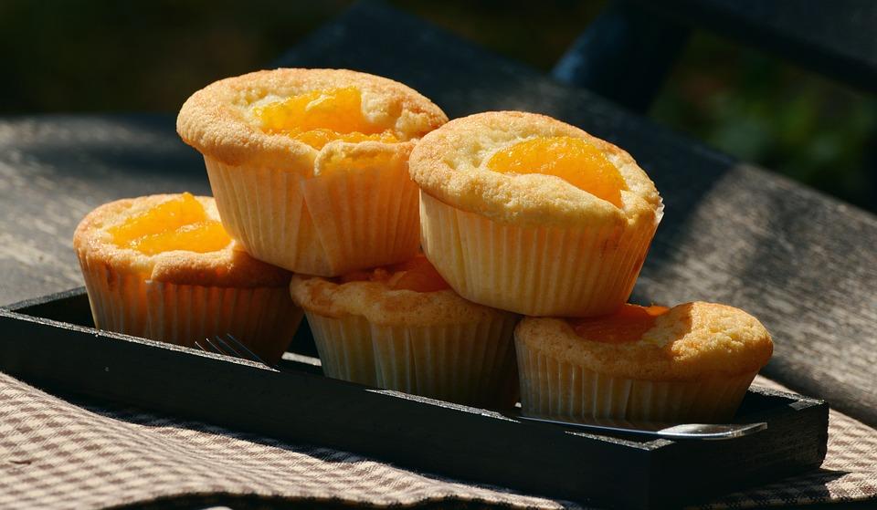 Deliciosos Cupcakes sin mantequilla