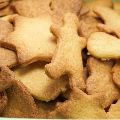 galletas BLW de pera