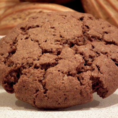 galletas sin harina de avena y plátano