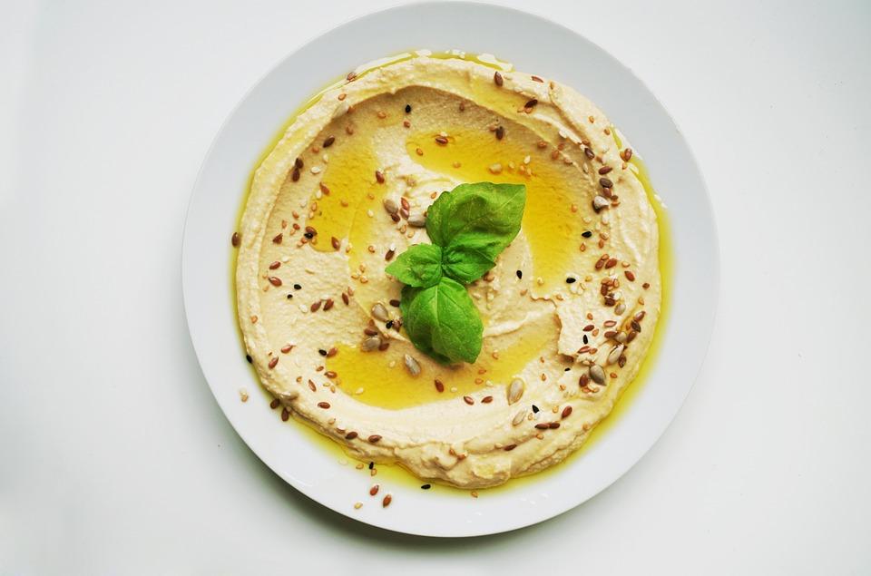 🍆🍆 Hummus de berenjena Muttabal Receta