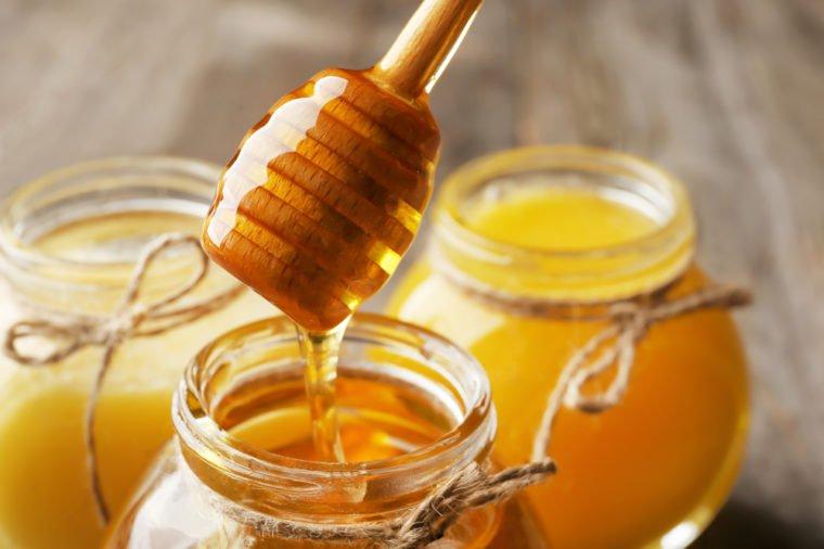 mascarilla facial casera a base de miel