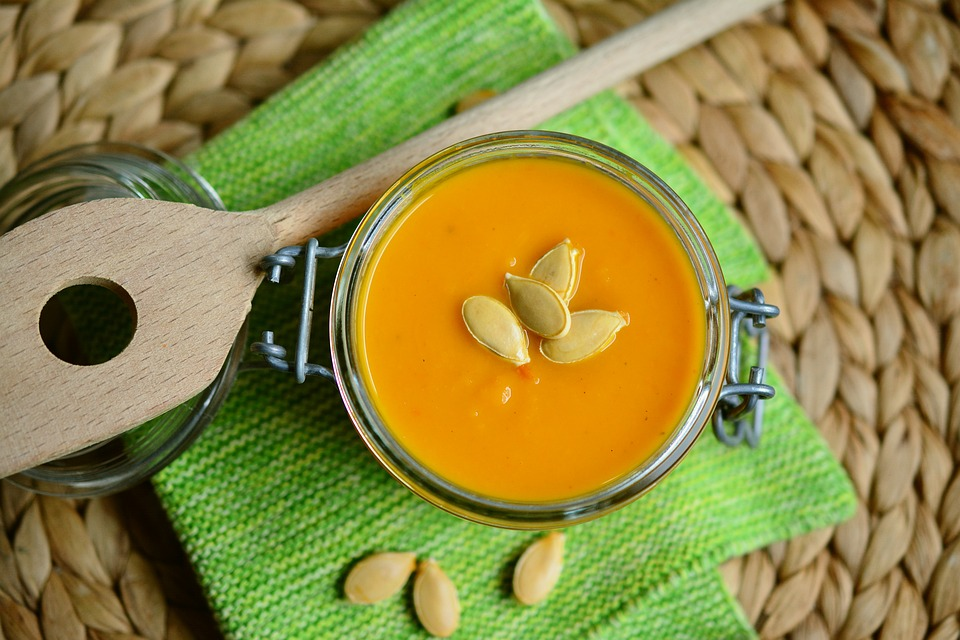 🎃 Sopa de Calabaza Vegana