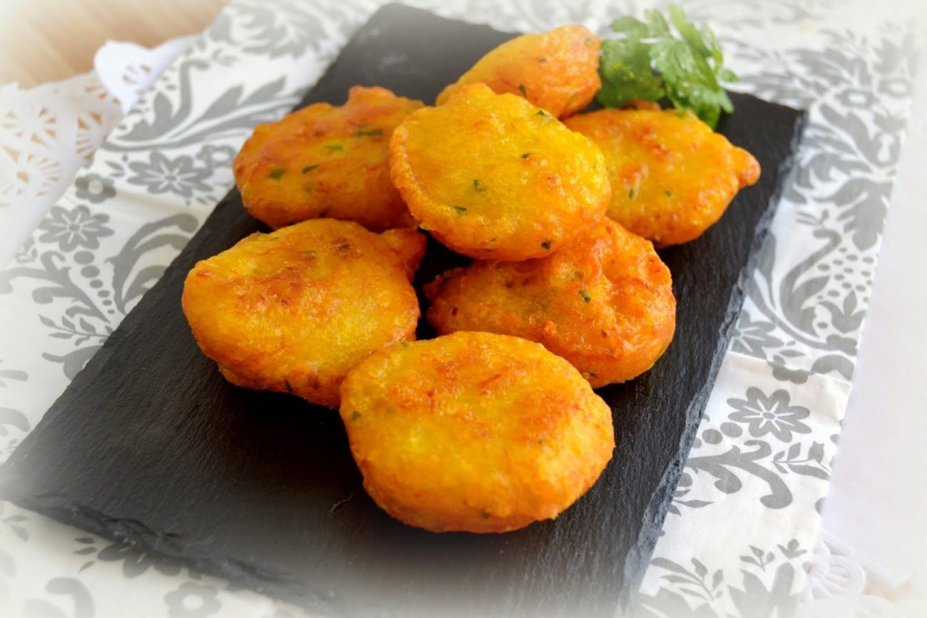 Tortillitas de Merluza: 🐟 Riquísimas!