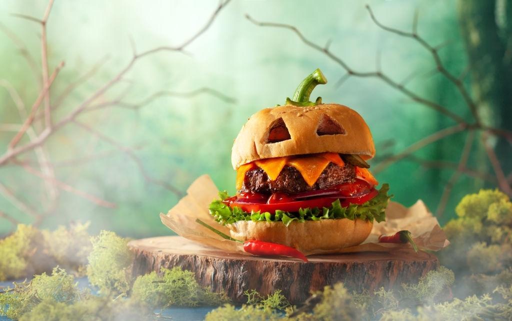 Recetas de Halloween saladas