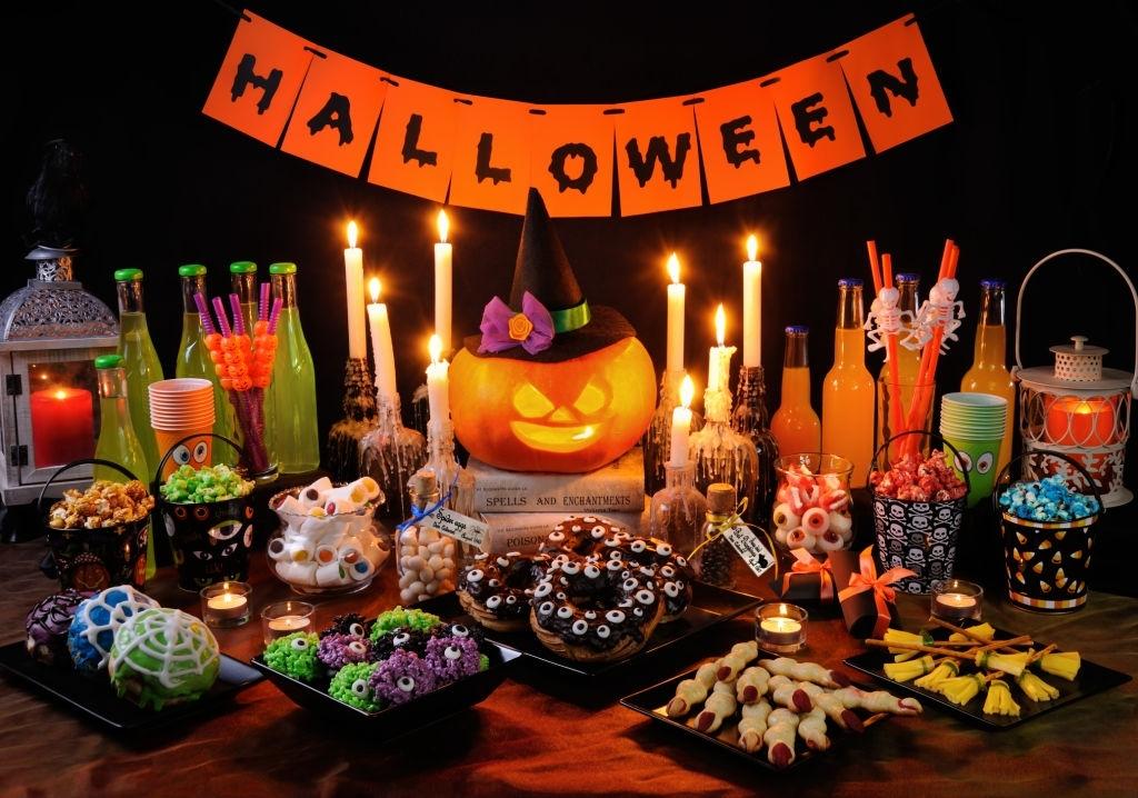 20 Recetas de Halloween | 🩸 Fáciles, Terroríficas y Divertidas