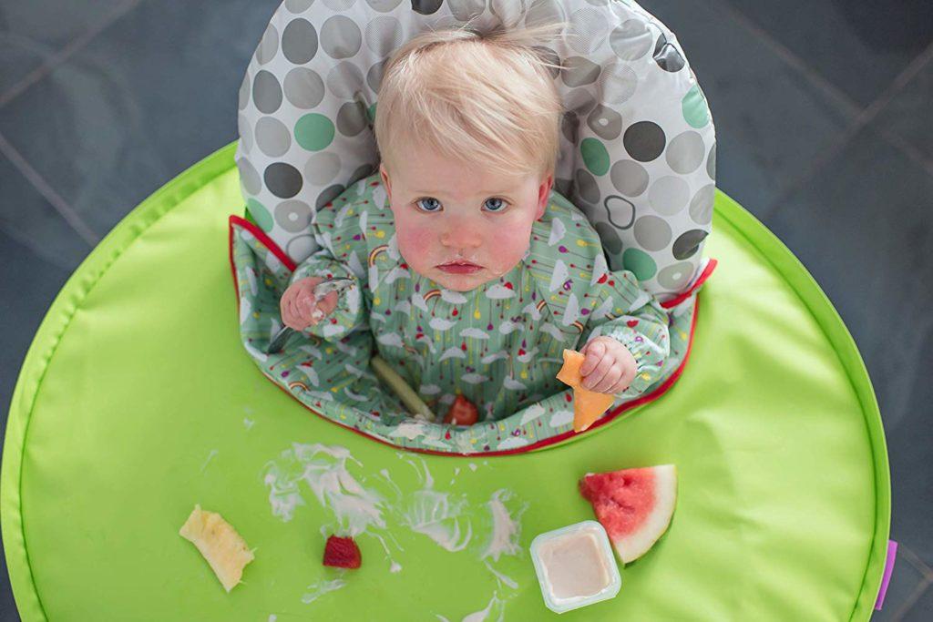 babero blw tidy tot baby led weaning