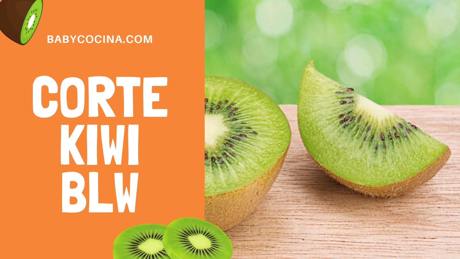 kiwi BLW corte