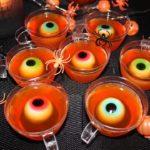 ojos halloween
