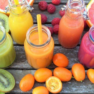 batido de frutas eco