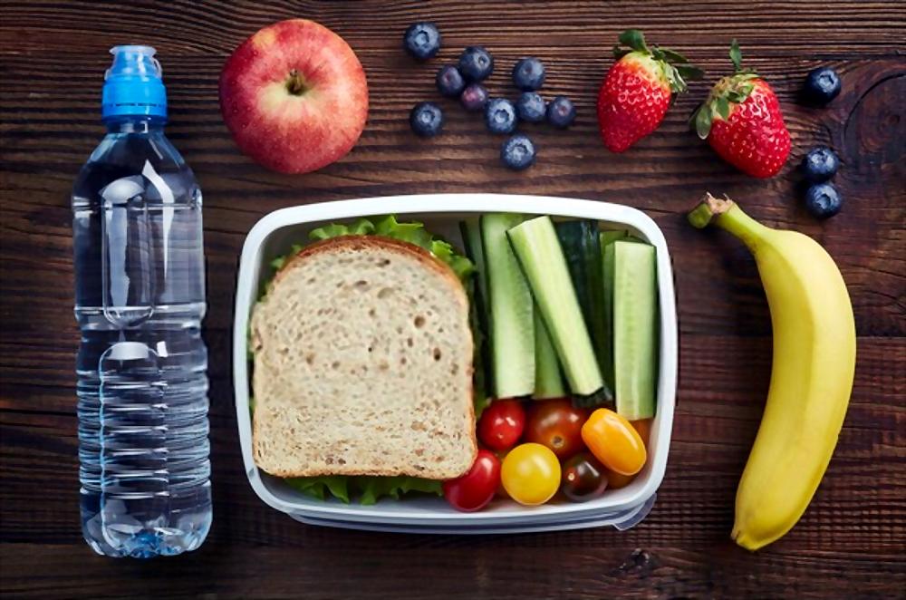 Meriendas para llevar al cole | Saludables, nutritivas y ¡deliciosas!