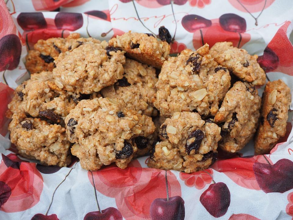 galletas para la merienda del colegio