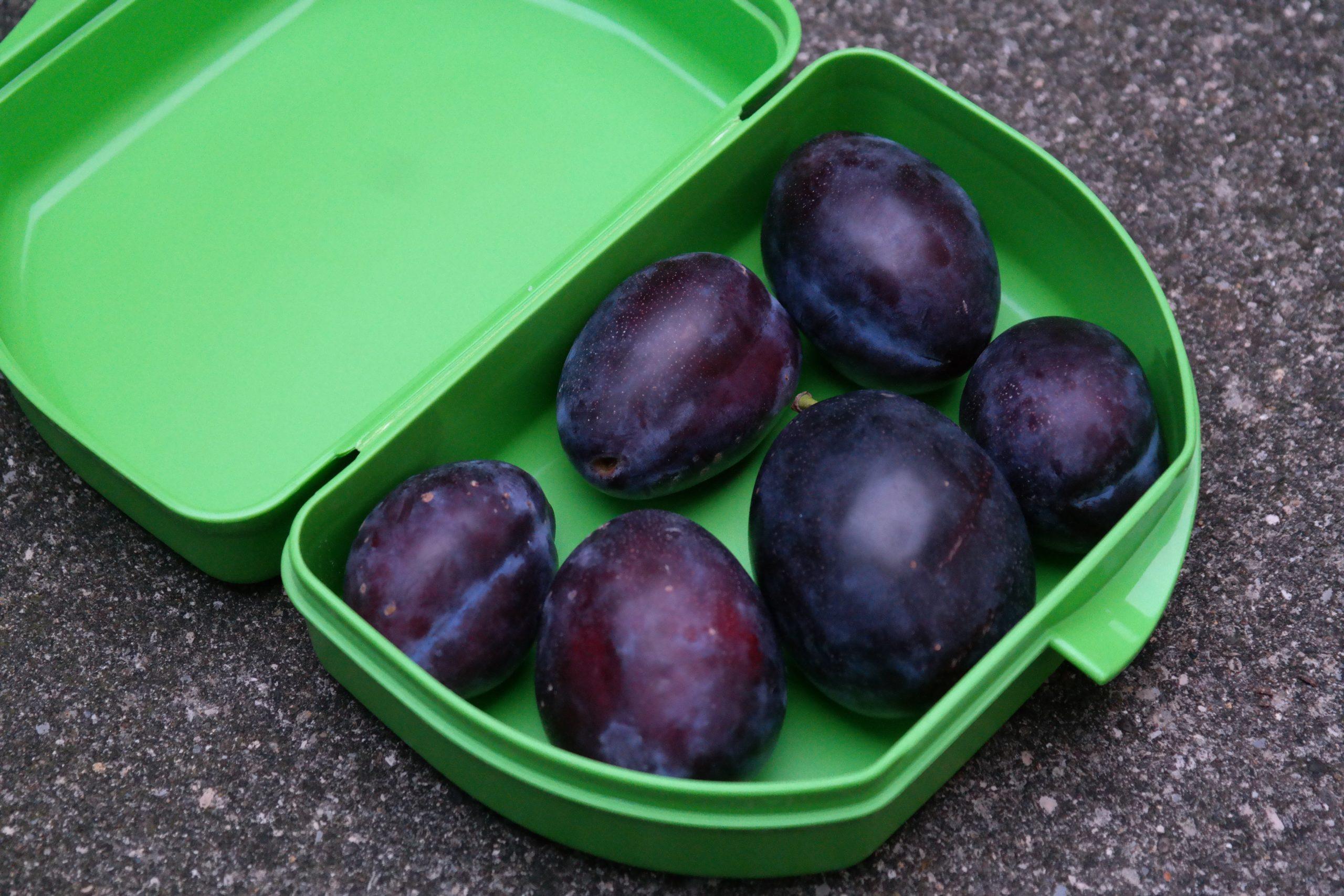 frutas para el colegio