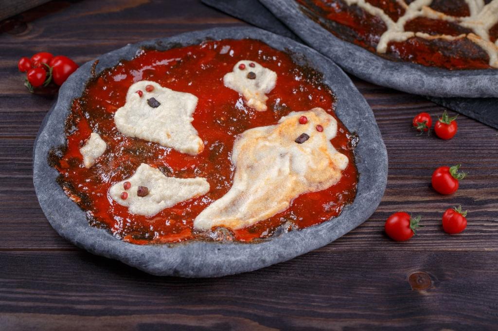 Pizza original para niños