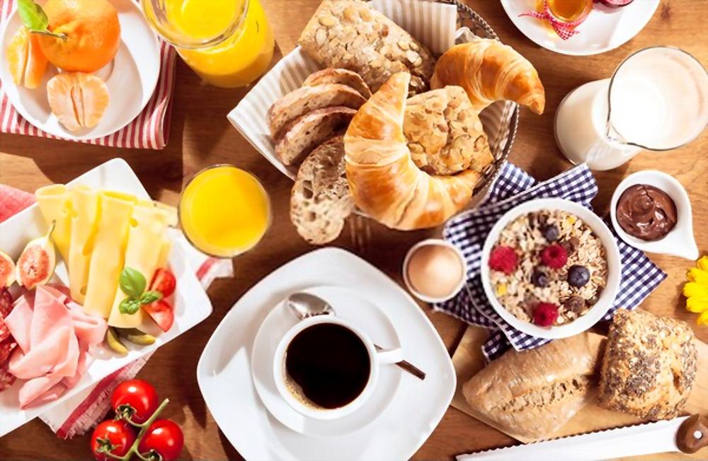 desayunos rápidos y saludables