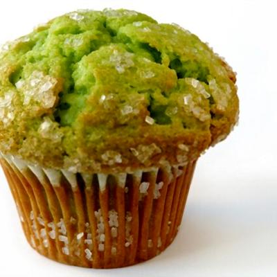 muffins de aguacate