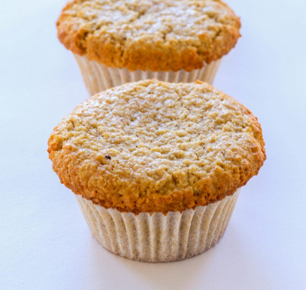 Muffins de avena | 🧁 ¡Deliciosos!