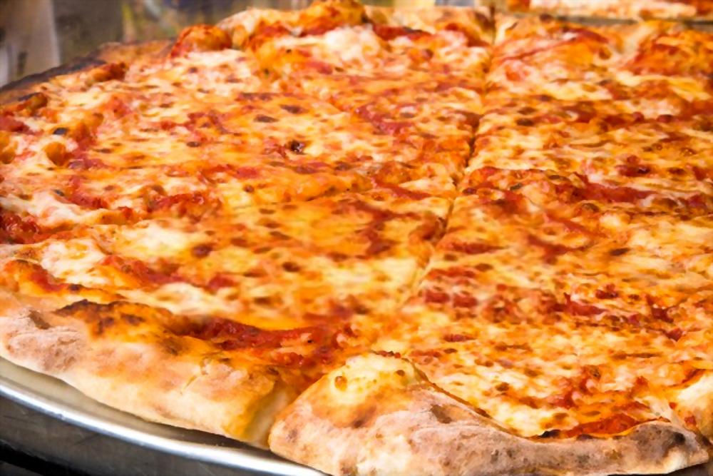 🍕 Pizza de JAMÓN York y QUESO Italiana
