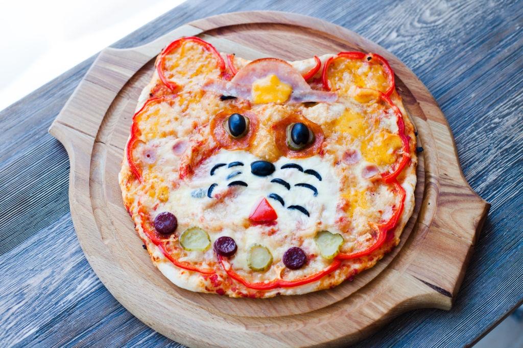 Horno de Pizza Para 6 Personas Juego de Pizza Original de Italia