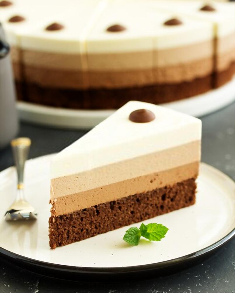 tarta de chocolate rápìda y fácil