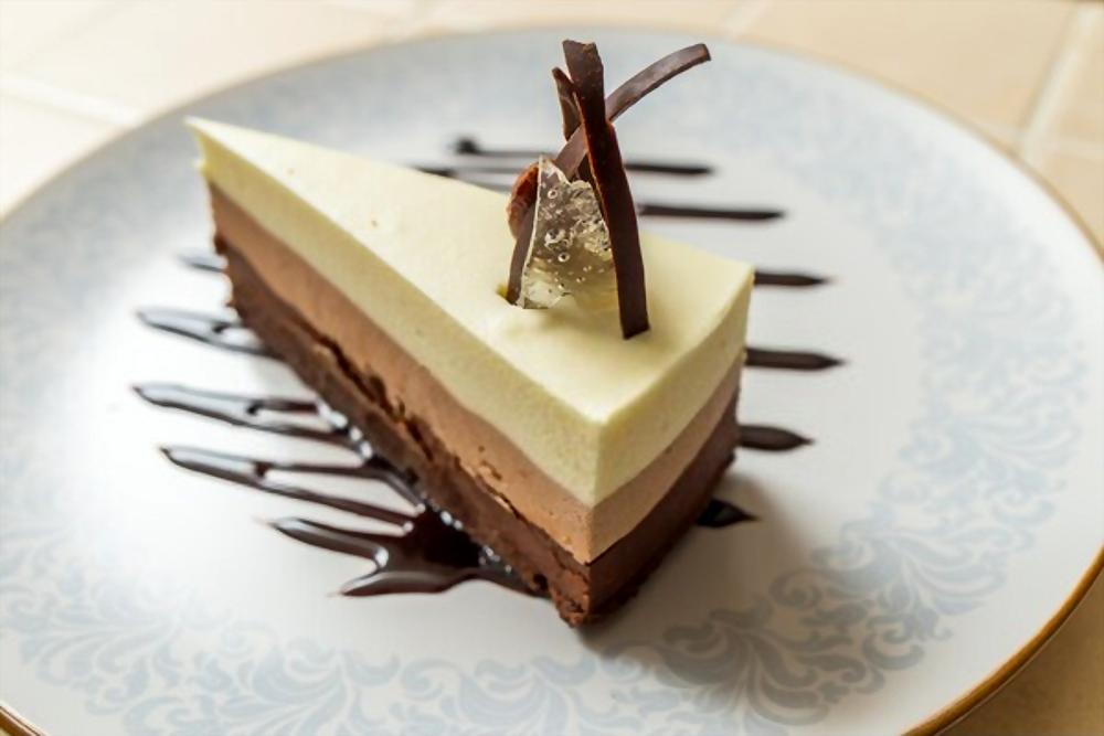 Tarta de chocolate rápida | Fácil y sin horno