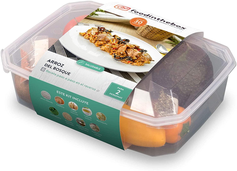 Kit para cocinar Foodinthebox