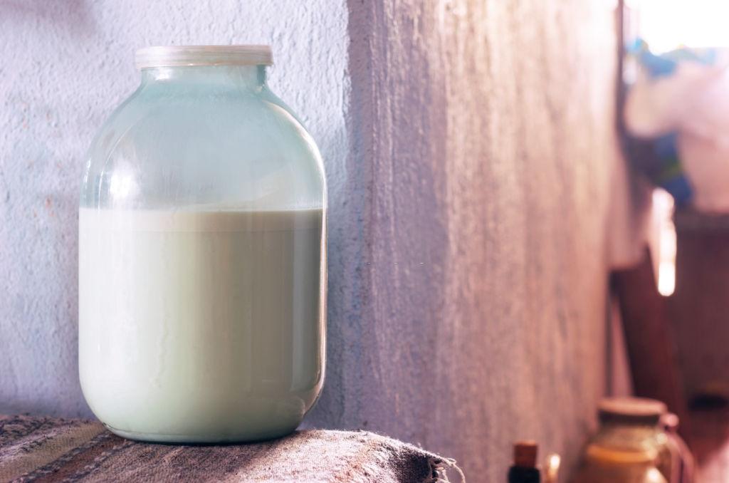 Recetas con leche materna