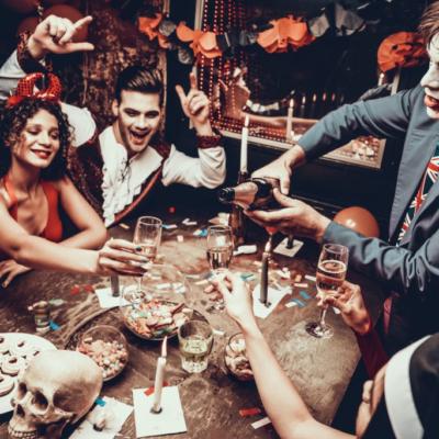 Recetas de Halloween para adultos