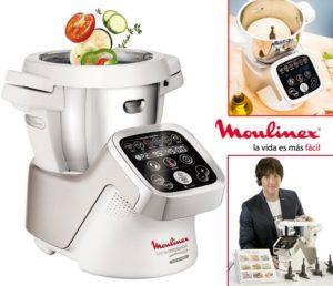 Robot de Cocina Moulinex Cuisine