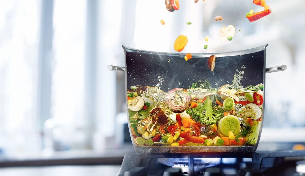 Cómo cocer alimentos | Aprende consejos para cocer bien