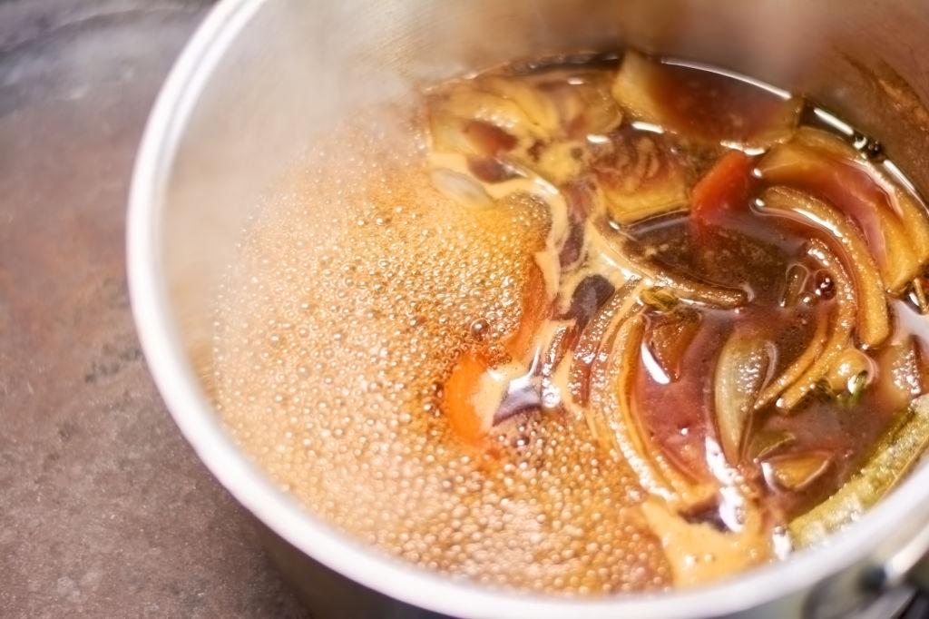 Cómo cocer carnes y huesos