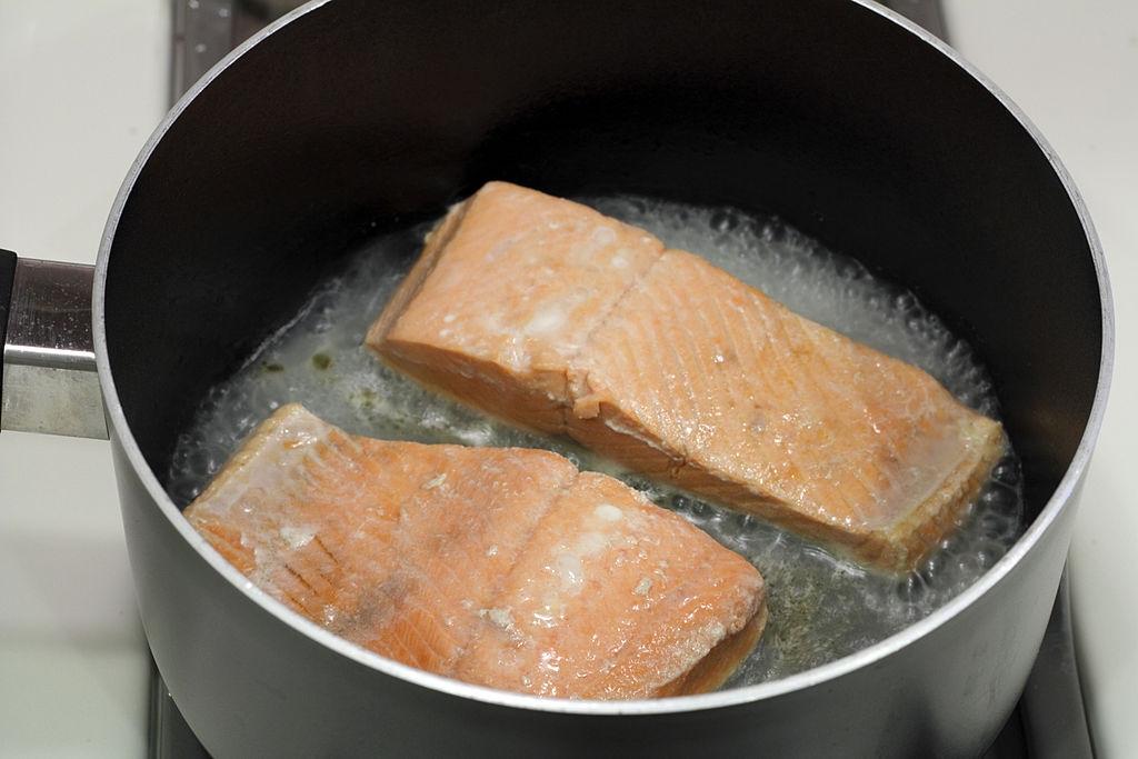 Cómo cocer pescados