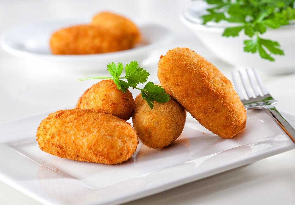 Croquetas de Pollo Caseras | ¡Jugosas y Fáciles!