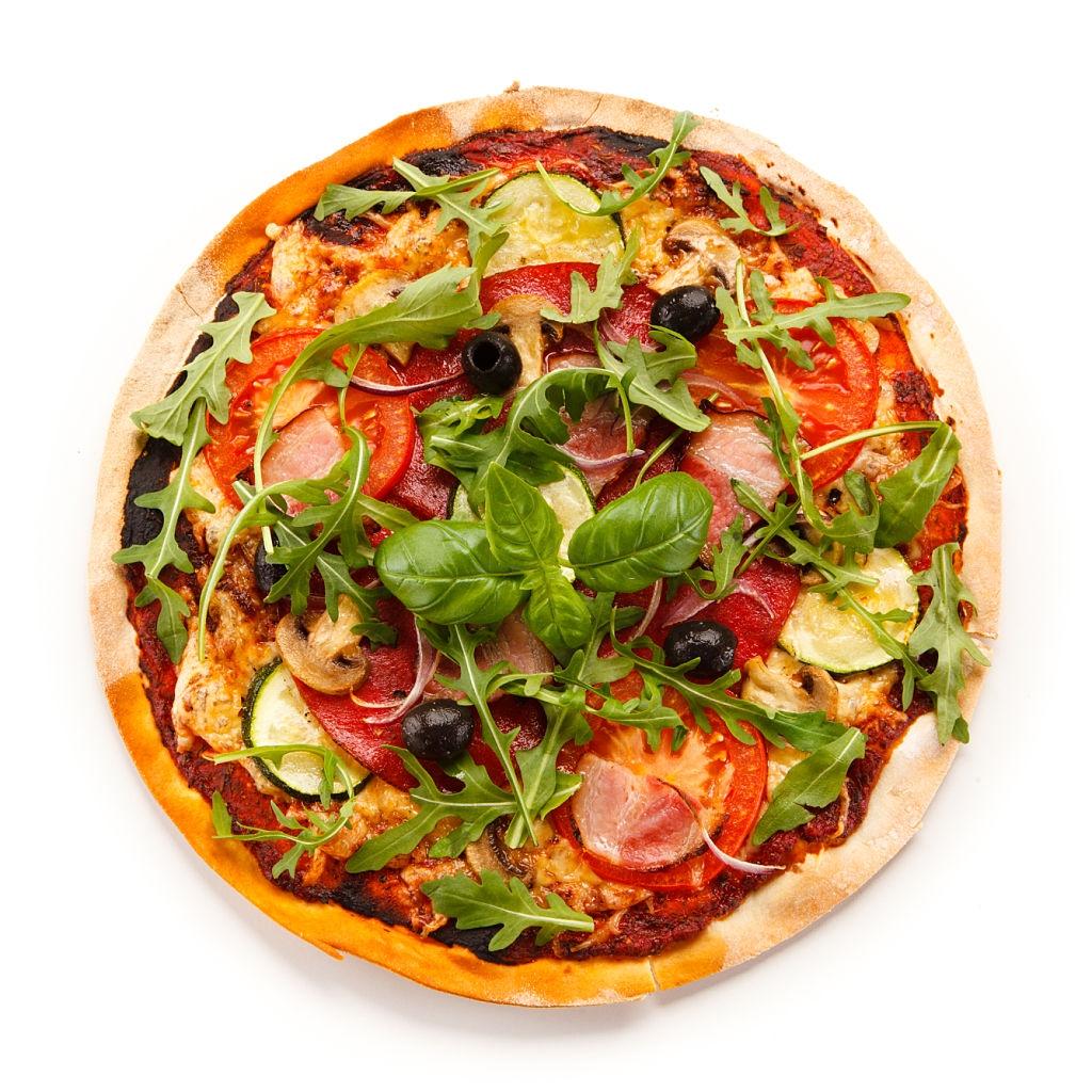 Pizza con Queso de Oveja | ¡Deliciosa!