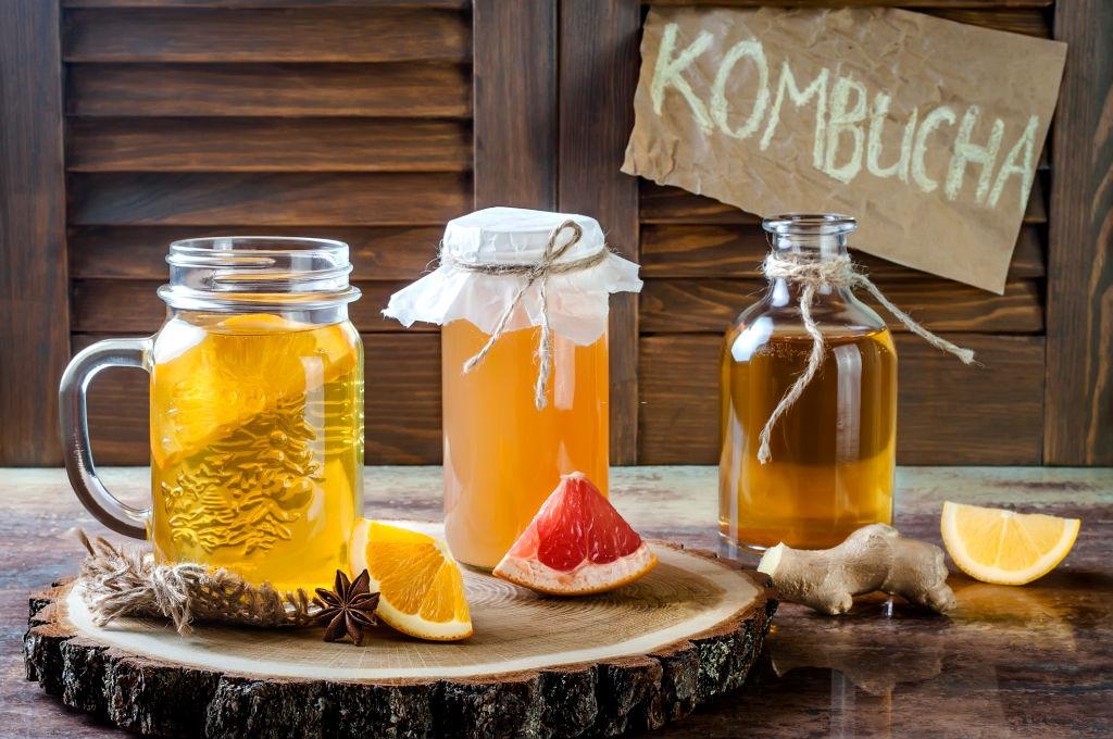 Qué es y cómo preparar kombucha