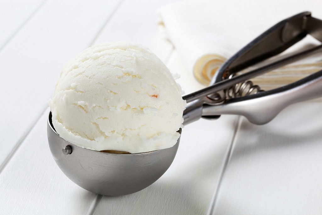 helado de limon con yogur