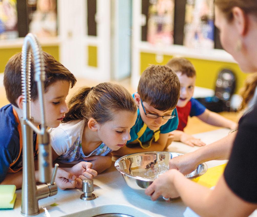 listado de talleres de cocina infantiles en madrid