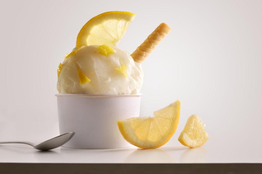 🍋 Sorbete de limón al Cava 🥂 o Clásico