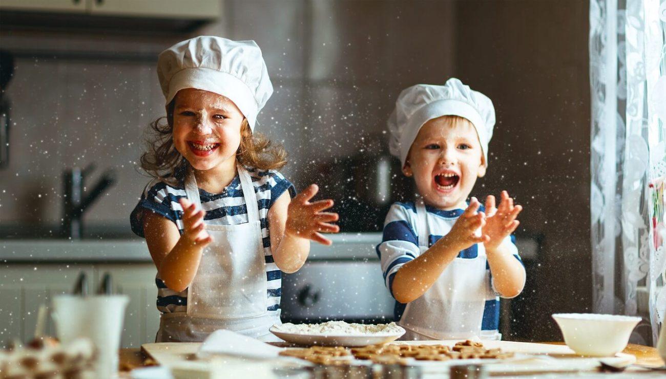 talleres de cocina para niños en madrid