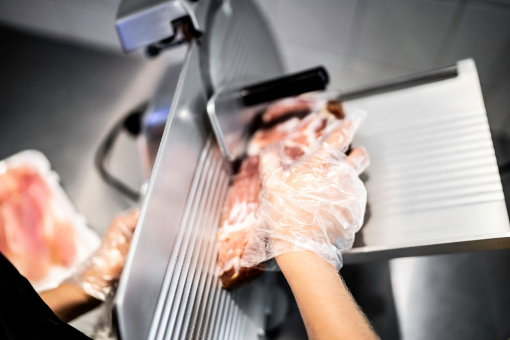 Cómo cortar fiambre con máquina | BABYCOCINA