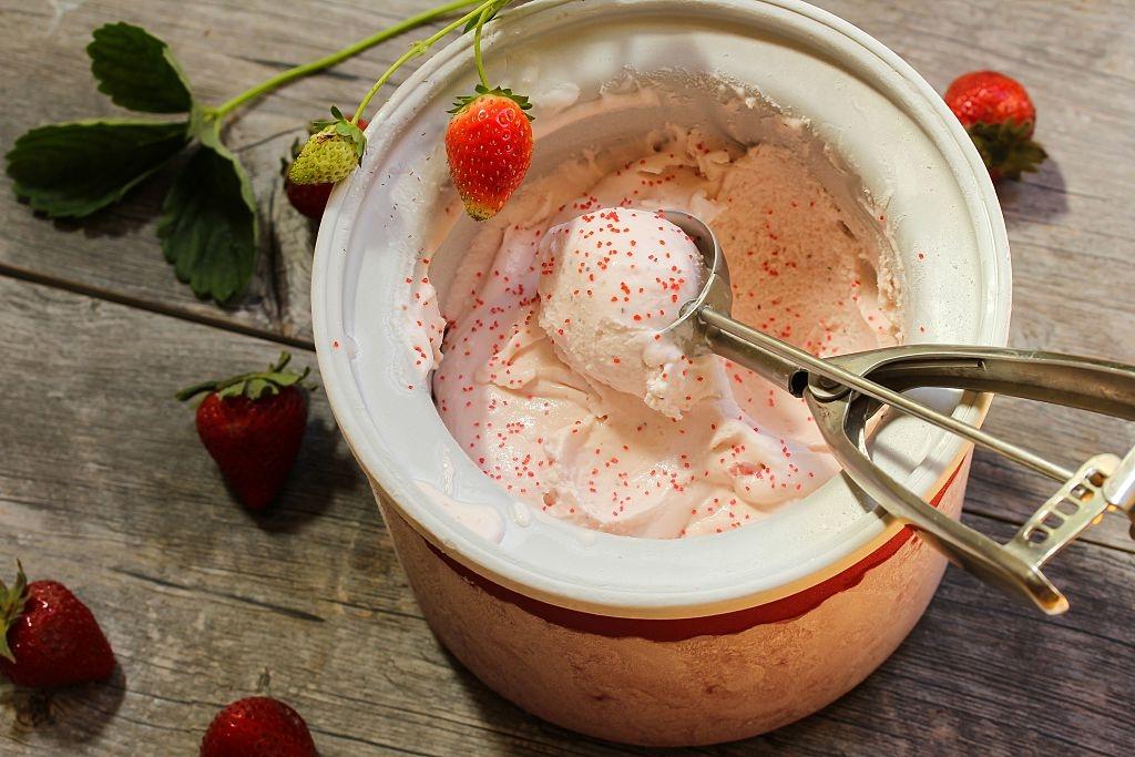 heladeras para hacer helados caseros