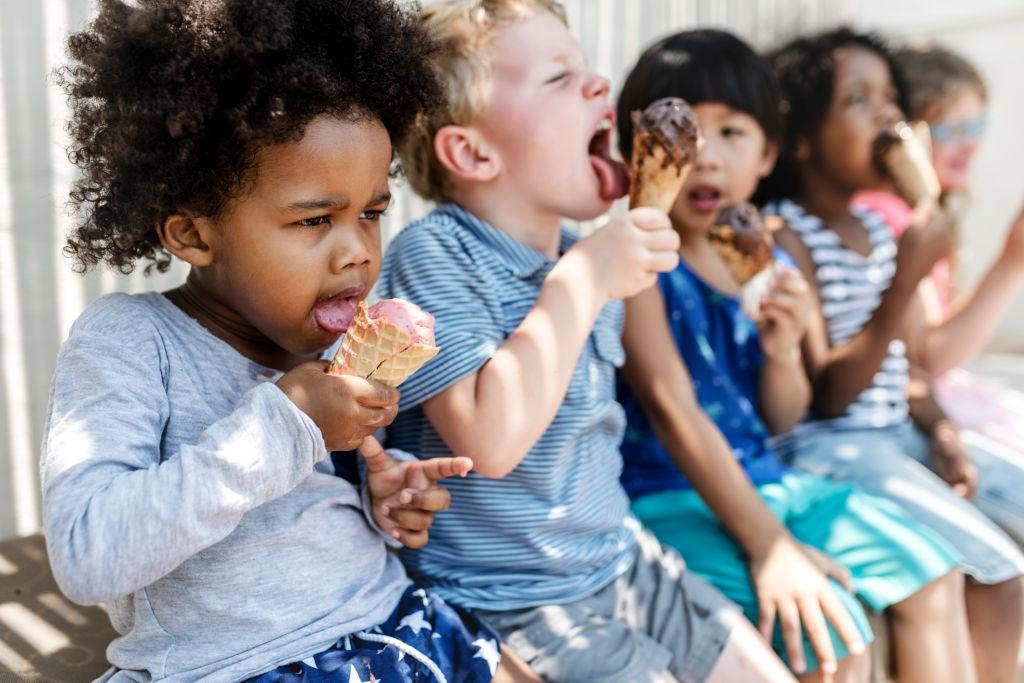 sabores de helados caseros