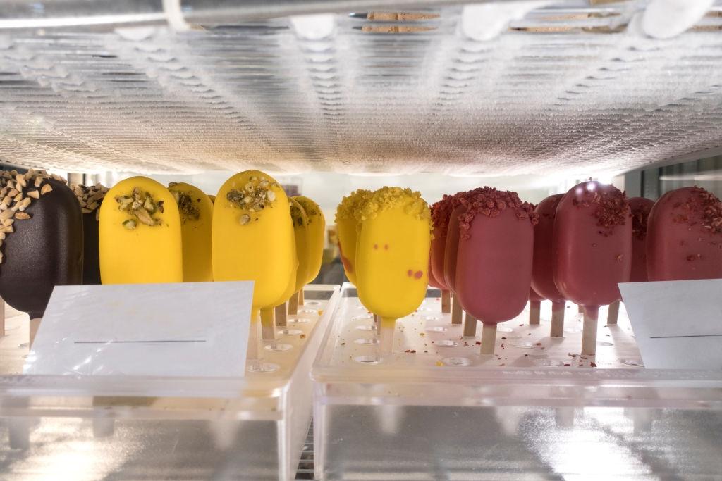 tiempo de congelacion para helados caseros