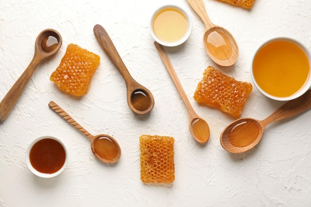 miel cruda defensas
