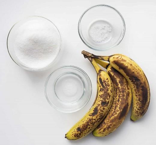 🍌 Sirope de plátano o banana